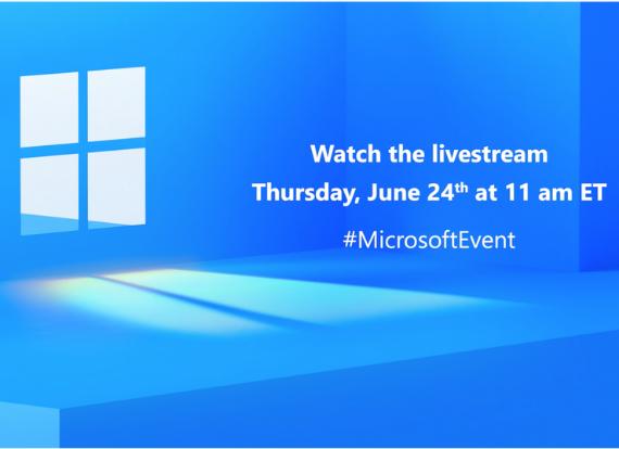 Presentazione Windows 11: parola d'ordine non mancare!